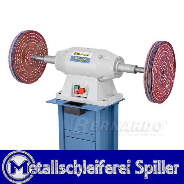 poliermaschine polierbock polierger t ps350 400v 3000w. Black Bedroom Furniture Sets. Home Design Ideas